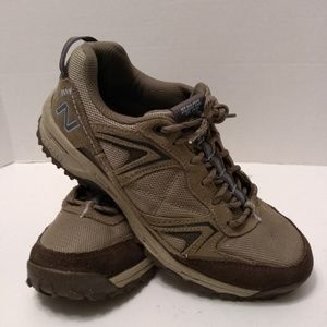 Mens New Balance Size 9 659 Brown Non Marking